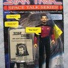 Star Trek Riker Space Talk Series Playmates MOC