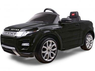 RASTAR Land Rover Evoque Car 12V Ride On Toy Black