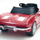 Corvette Stingray 12V Ride on Toy Car Red MP3 by KALEE