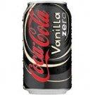 Vanilla Coke Zero 24 cans  Vanilla Coca Cola diet version