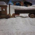 wood tanker truck