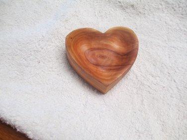 Heart spoon rest