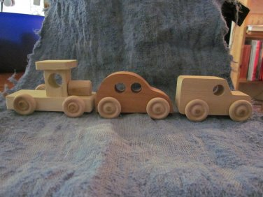 Set of 3 small toys