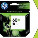 Genuine New HP 60XL CC641WN Black Ink Cart High-Yield