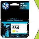 Genuine HP 564 CB320WN Yellow Ink Cart 100% Guaranteed