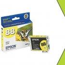OEM Epson 88 T088420 Yellow Ink Cartridge CX4400 7400