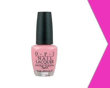 New OPI NLR43 NL R43 Catch The Garter Nail Polish