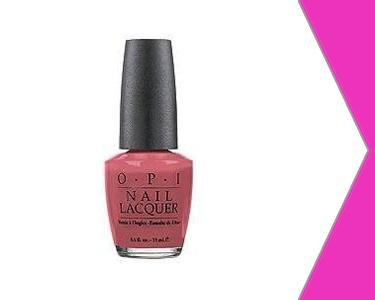 New OPI NLI08 NL I08 Hong Kong Sunrise Nail Polish