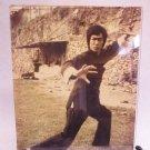 Original vintage photo of Bruce Lee