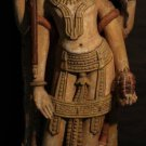 15th - 18th c Sandstone Hindu Temple Shiva Sculpture (ups pack ship)