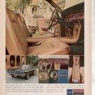 1967 1968 MERCURY COUGAR VINTAGE CAR AD