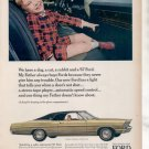 1967 FORD LTD VINTAGE CAR AD