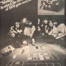 BAD COMPANY STRAIGHT SHOOTER PROMO AD 1975