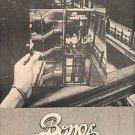 BONES WAITIN HERE POSTER TYPE PROMO AD 1973