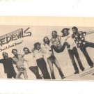 1977 THE OZARK MOUNTAIN DAREDEVILS PROMO AD