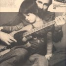 * 1976 ROY BUCHANAN POSTER TYPE AD
