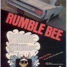 1968 DODGE CORONET/SUPER BEE AD