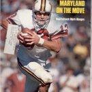 SPORTS ILLUSTRATED OCT 4 1976  MARK MANGES MARYLAND