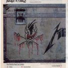 1994 METALLICA LIVE  BINGE AND PURGE AD