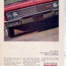 1965 1966 BUICK SKYLARK GRAN SPORT VINTAGE CAR AD