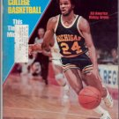 * 1976 SPORTS ILLUSTRATED MICHIGAN RICKEY GREEN