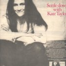 * 1978 KATE TAYLOR POSTER TYPE AD