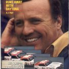 * 1972 SPORTS ILLUSTRATED A J FOYT DAYTONA