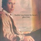 PAUL SIMON GREATEST HITS POSTER TYPE PROMO AD 1977