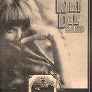 KIKI DEE LOVING AND FREE POSTER TYPE PROMO AD 1974