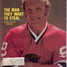 * 1972 SPORTS ILLUSTRATED CHICAGO BOBBY HULL