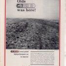 1965 OLDSMOBILE 442 VINTAGE CAR AD