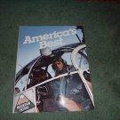 1983 WINSTON CIGARETTE AD MOUNTAIN PATROL 3-PAGE