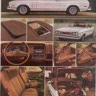 1975 MERCURY CAPRI II VINTAGE CAR AD