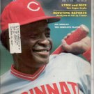 * 1976 SPORTS ILLUSTRATED JOE MORGAN CUBS