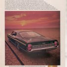 1968 FORD XL FASTBACK VINTAGE CAR AD