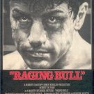 1980 RAGING BULL ROBERT DE NIRO DENIRO MOVIE AD