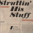 * 1978 JOHN TRAVOLTA ARTICLE AD WRITE UP 6-PG