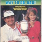 * 1986 SPORTS ILLUSTRATED RAYMOND FLOYD CHRISTINA FLOYD