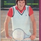 SPORTS ILLUSTRATED MARCH 4 1974 JIMMY CONNORS