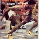* 1978 SPORTS ILLUSTRATE​D HOUSTON MCTEAR SPRINT RUNNER