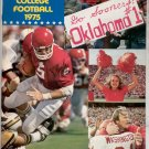 SPORTS ILLUSTRATE​D 1975 OKLAHOMA SOONERS SWITZER