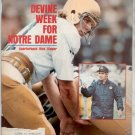 1975 SPORTS ILLUSTRATE​D NOTRE DAME RICK SLAGER