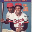 * 1978 SPORTS ILLUSTRATED GEORGE FOSTER ROD CAREW TWINS