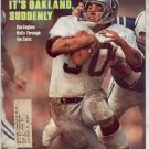 * 1978 SPORTS ILLUSTRATE​D OAKLAND RAIDERS VAN EEGHEN