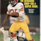 * 1976 SPORTS ILLUSTRATE​D REDSKINS CALVIN HILL