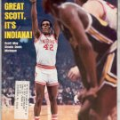 * 1976 SPORTS ILLUSTRATE​D INDIANA SCOTT MAY