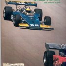 * 1972 SPORTS ILLUSTRATE​D INDY MARK DONOHUE