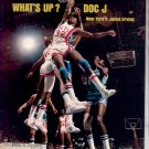 1974 SPORTS ILLUSTRATE​D DOC J NY JULIUS ERVING