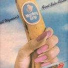 BILL WYMAN MONKEY GRIP POSTER TYPE PROMO AD 1974