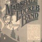 THE MARSHALL TUCKER BAND CAROLINA DREAMS PROMO AD 1977